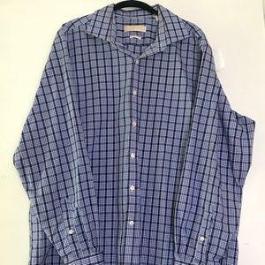 Michael Kors No iron dress shirt - Mens large